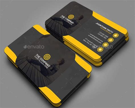 business card templates pages indesign psd