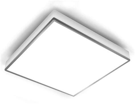 plafonnier salle de bain ip44 teca plafonnier carr 233 avec liser 233 chrom 233 16cm par bpe licht r 233 f 11090094