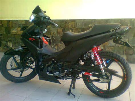 Revo Modifikasi Warna by Modifikasi Revo Warna Putih Thecitycyclist