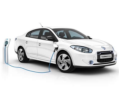 Renault Fluence Ze Electric Car  Totally Electric Cars