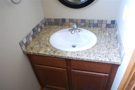 bathroom backsplashes ideas 30 ideas of glass mosaic tile for bathroom backsplash
