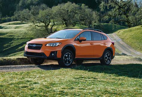 Highstrength Steel Subaru Platform Returns For '18