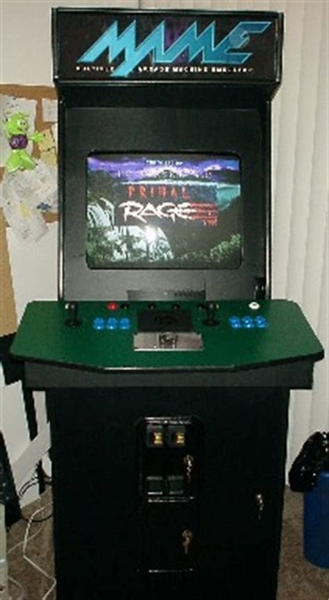 4 Player Arcade Cabinet Plans by Bench Work Access Mame Cabinet Building Plans