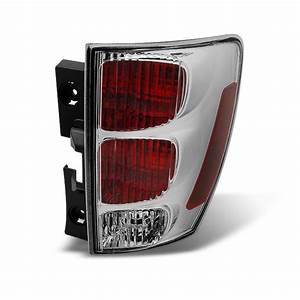 05-09 Chevy Equinox Oem Style Tail Lights