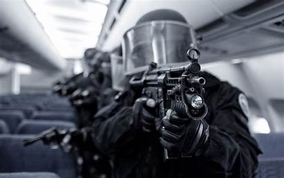 Military Swat Police Tactical Counter Terrorism Mp5