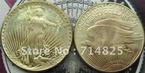 decor discount gaudens 1933 gold 20 gaudens eagle in non currency coins from home garden on aliexpress