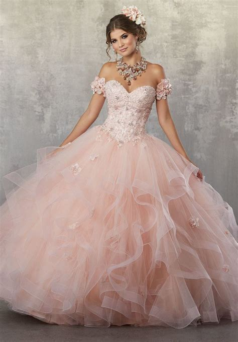 We provide a wide selection of beautiful quinceanera dresses and ball gowns. Mori Lee Vizcaya Quinceanera Dress Style 89174 en 2019 ...