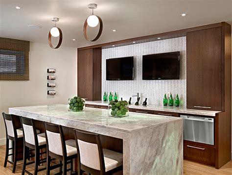 Modern Kitchen Island Bar  Decoist