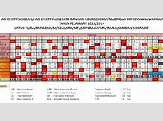 Kalender Pendidikan 20182019 Semua Provinsi Portal Info