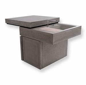 Outdoor Küche Beton : opus concreto ~ Michelbontemps.com Haus und Dekorationen