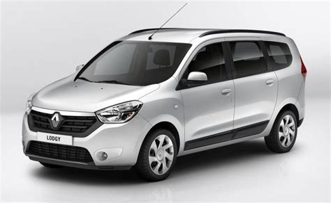 renault lodgy renault lodgy to offer amt and new base variant soon