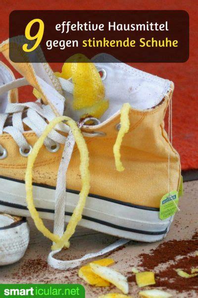 Stinkende Schuhe Natron by 8 Effektive Hausmittel Gegen Stinkende Schuhe Putzteufel