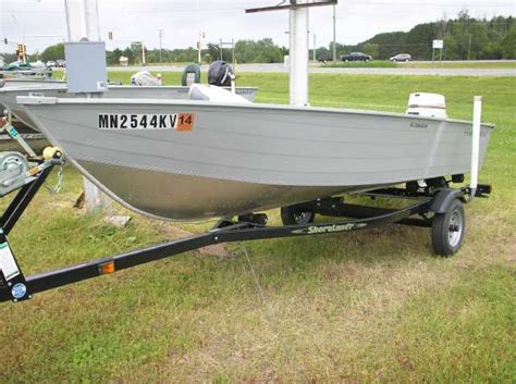 Ultracraft Boats by 2012 Ultracraft 16 Canadian Brainerd Mn For Sale 56401