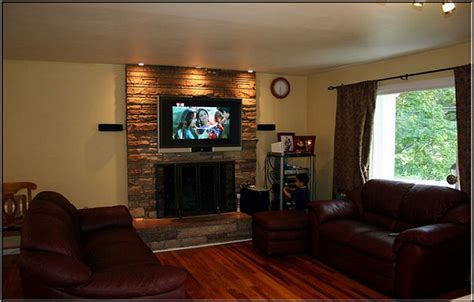 Living Room Design Around Fireplace by Fireplace And Tv Ideas Amazing Modern Designs With Outdoor