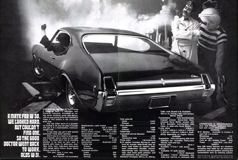 1969 Oldsmobile 442 Specs, Images