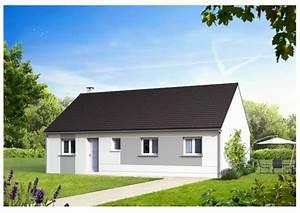 Combien Coute Une Maison Mikit : maison plain pied mikit ~ Melissatoandfro.com Idées de Décoration