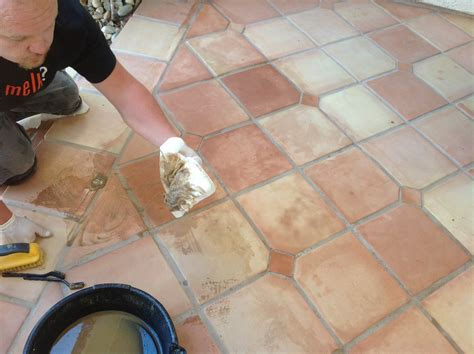 saltillo tile sealer non slip want colorful non slip mexican pavers on your walkway