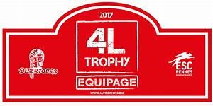4l Trophy Inscription : actecil sponsorise l 39 quipage 668 du 4l trophy 2017 actecil ~ Medecine-chirurgie-esthetiques.com Avis de Voitures