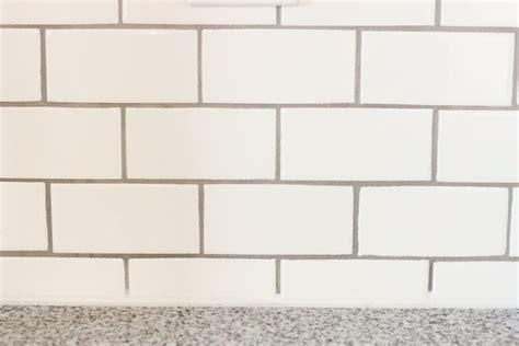 Polyblend Ceramic Tile Caulk Drying Time by Kitchen Renovation Series Installing A Tile Back Splash