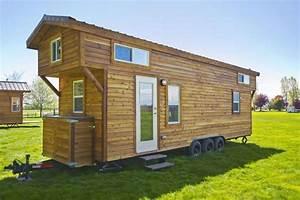 Prefab Tiny House On Wheels Kits — TEDX Designs : The ...