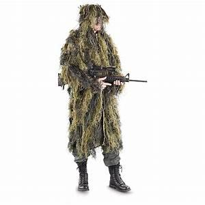 MIL - TEC® Aramid Ghille Parka - 232847, Ghillie & Sniper ...