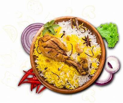 Biryani Dish Cuisine Ingredient Clipart Indian Menu