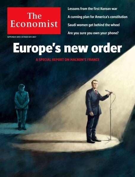 economist europe september