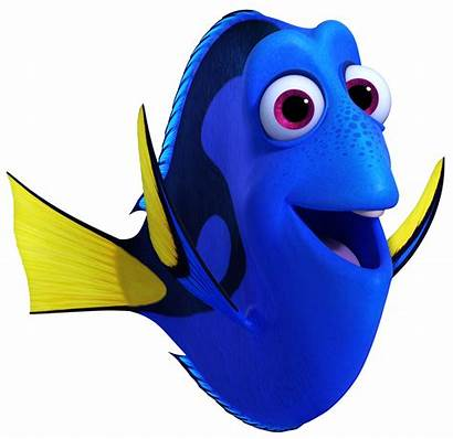 Dory Finding Clipart Nemo Clip Fish Transparent