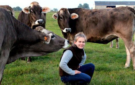 miimosa une machine  glaces pour caroline  ses vaches