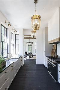 17 best ideas about black interiors on pinterest dark With kitchen cabinets lowes with charlie chaplin wall art