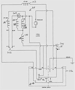 Ac Motor Capacitor Wiring Diagram