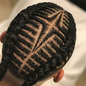 24 Popular Man Braids Hairstyles 2017