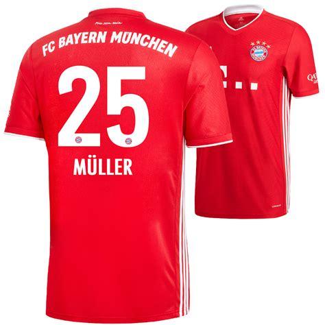 Auf einer außerordentlichen mitgliederversammlung am 14. Adidas FC Bayern München Heim Trikot MÜLLER 2020/2021 ...