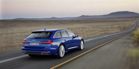 Novi Audi A6 Avant čudovit Karavan Za Moderne čase