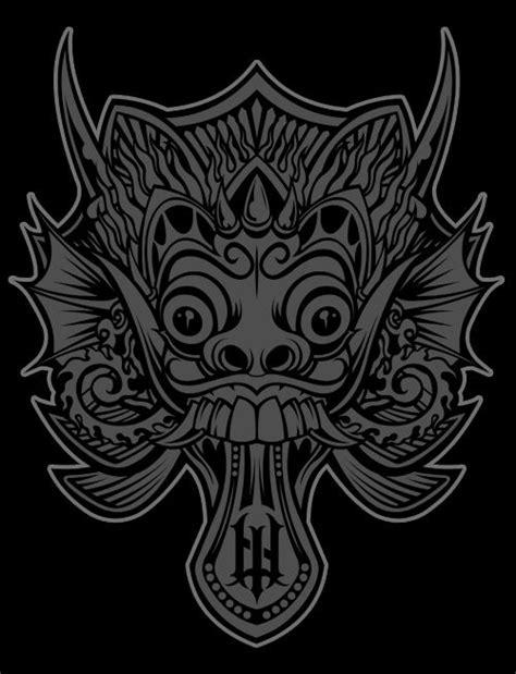 RANGDA MASK by mrchugchug | Death deities/occult/macabre | Pinterest | Bali, Ideas de tatuajes y