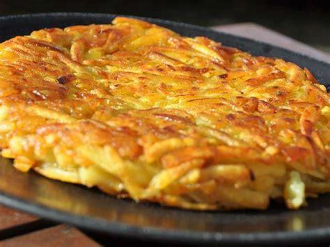 blogs recettes de cuisine recettes de rösti de une histoire de cuisine