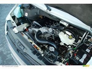 2005 Dodge Sprinter Van 2500 High Roof Cargo 2 7 Liter