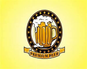 premium beer designed by inumocca brandcrowd With beer logo maker