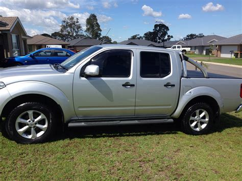 Nissan Navara Picture by 2012 Nissan Navara D40 Pictures Information And Specs