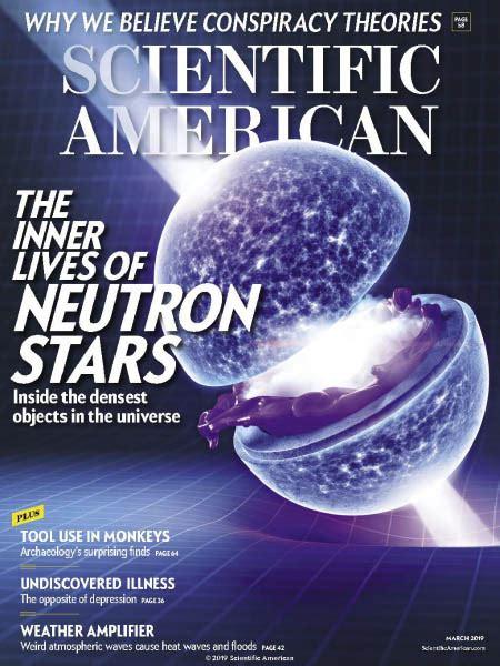 Scientific American - 03.2019 » Download PDF magazines ...
