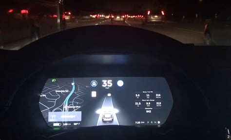 auto pežot tesla owners with autopilot 2 0 are seeing improvements by