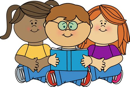 children reading together clipart reading a book clip reading a book image