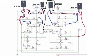 Amplifiers 2sc5200 Circuit Diagram