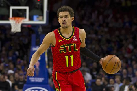 Nba all star trae young ( atlanta hawks ) pulls up to theguardwhisper runs spencer dinwiddie (brooklyn nets) , nigel. Atlanta Hawks: Trae Young to Compete in Skills Competition