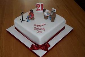 Best 21st Birthday Cakes Design. Images and Ideas for Boy ...