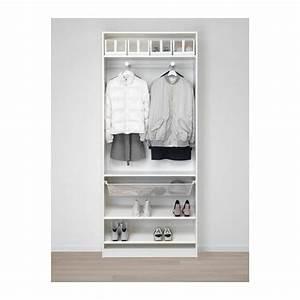 Kleiner Kleiderschrank Ikea : pax kleiderschrank wei forsand vikedal ikea ~ Watch28wear.com Haus und Dekorationen