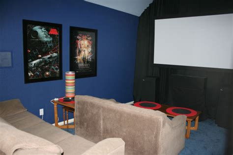 diy home theater conversion   budget sound vision