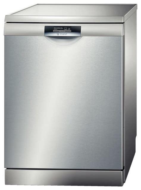 flooring dishwasher active water floor standing dishwasher silver contemporary dishwashers by bosch