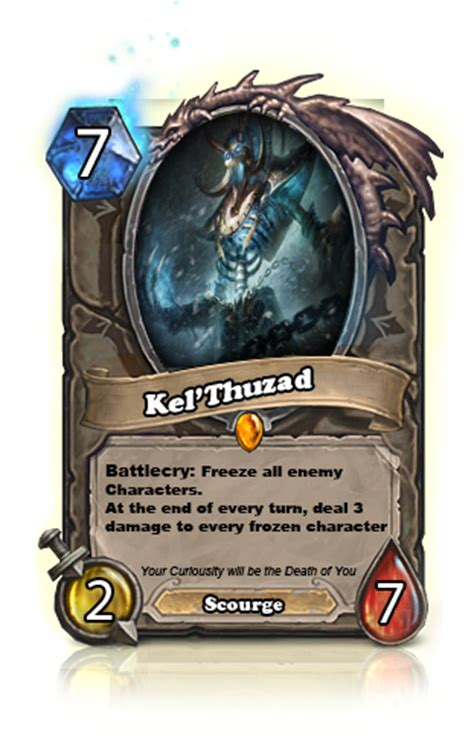 mage deck hearthpwn antonidas create a card using a world of warcraft creature contest