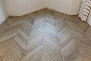 atelier des granges french parquet general view of the With parquet a chevron